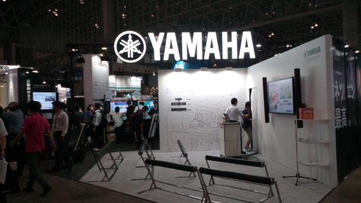 ヤマハ株式会社【Interop Tokyo2019】