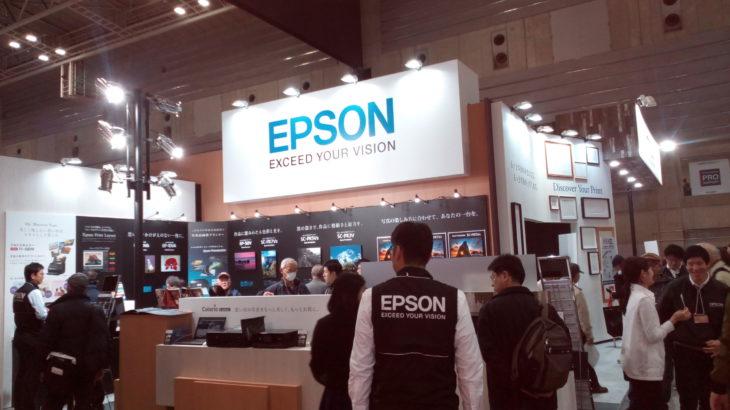 エプソン販売株式会社【CP+2019】